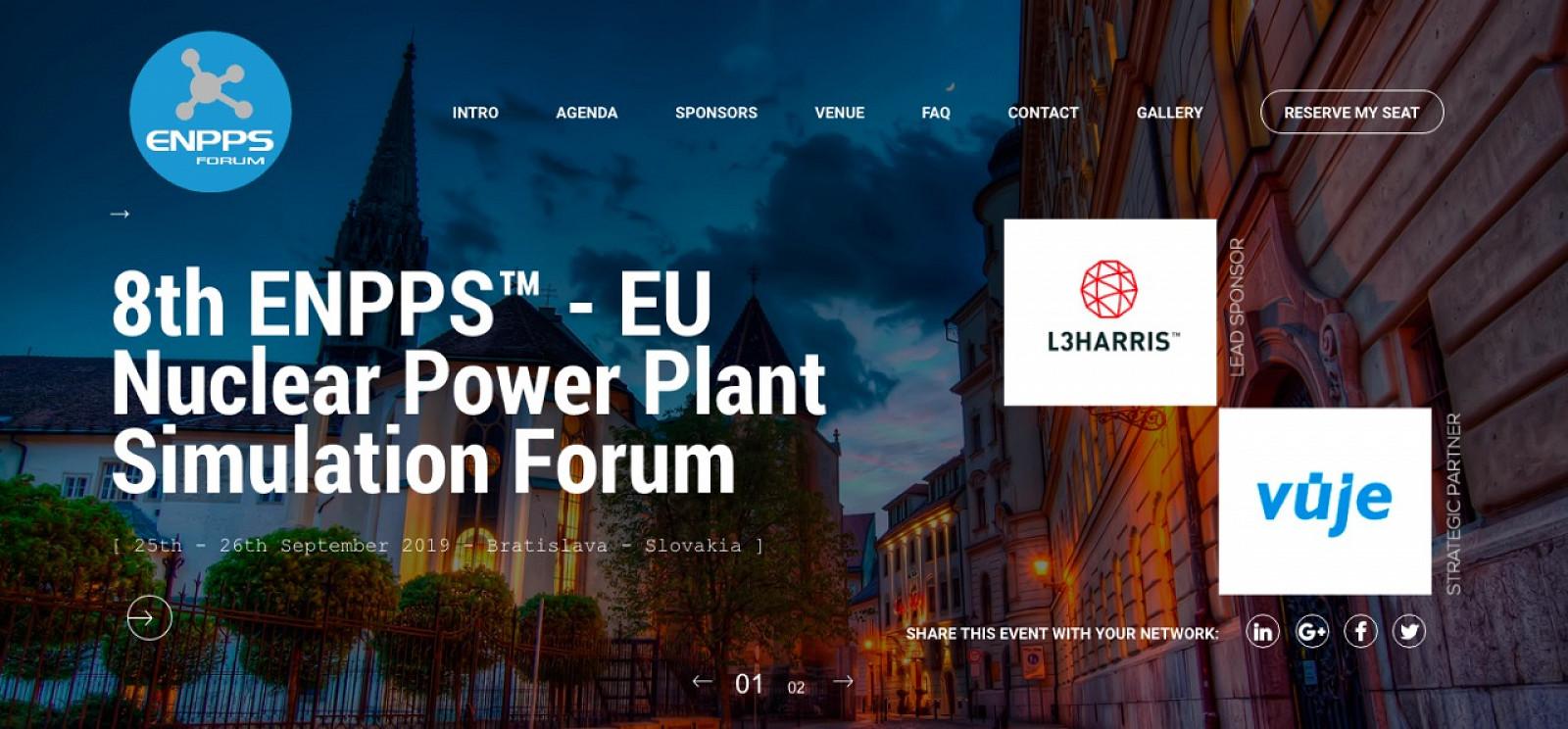 EU Nuclear Power Plant Simulation Forum