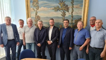 VUJE privítalo najvyšších predstaviteľov Arménskej jadrovej elektrárne, stretli sa aj s predstaviteľmi vlády SR