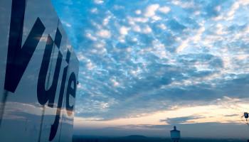 História logotypu VUJE: Prvé stálo 1000 Kčs, nové je kratšie o dĺžeň