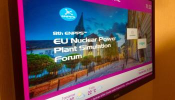 Konferencia EU Nuclear Power Plant Simulation Forum 2019 je úspešne za nami