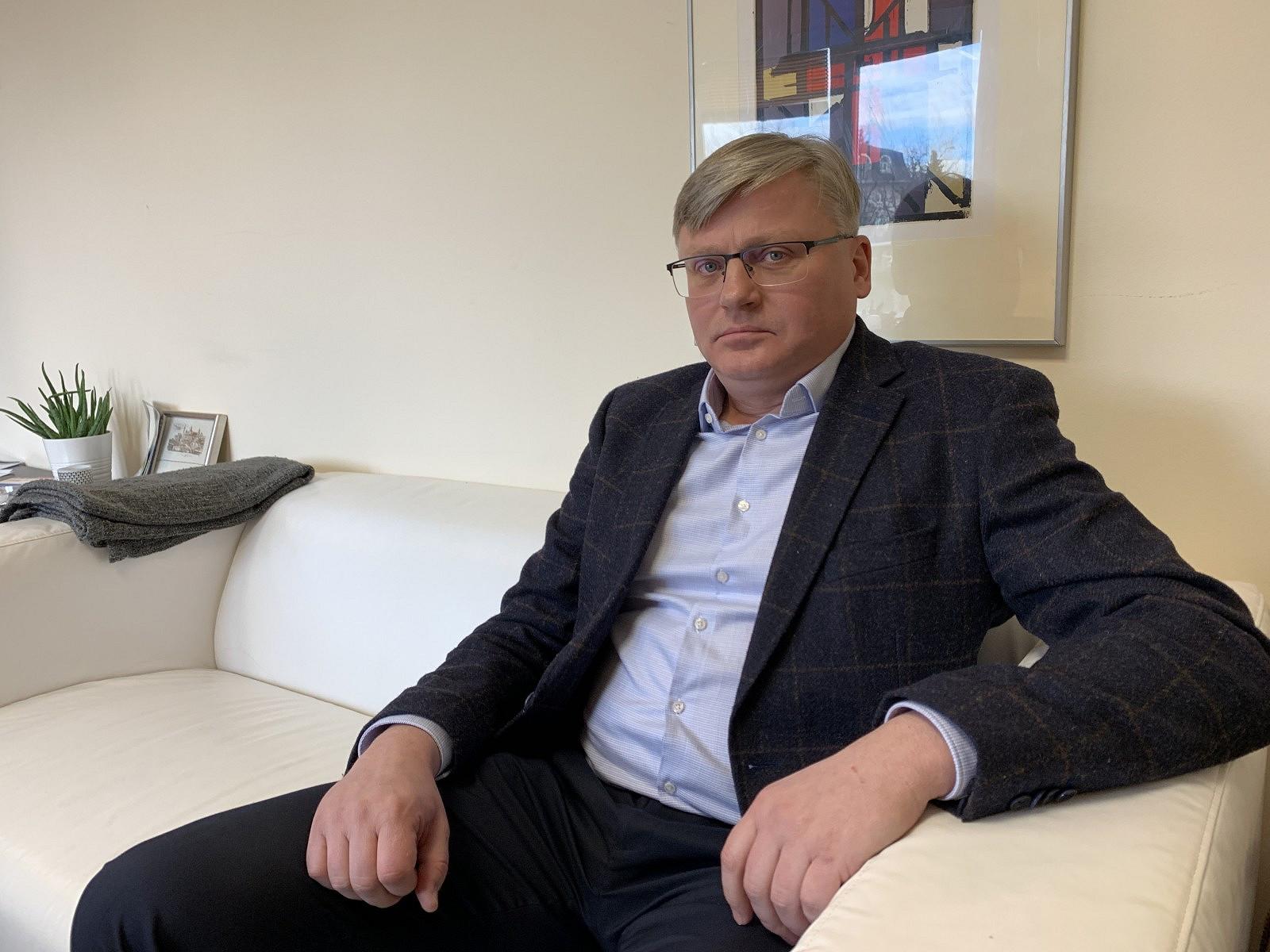 Peter Uhlík:  Pracovať s jadrom je pre mňa česť
