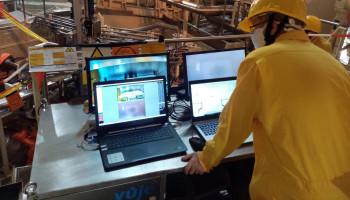 VUJE performed inspection of the pressurizer in Temelin NPP