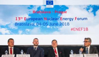 ENEF 2018: Premiér podporil jadro