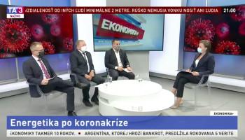 Experti na energetiku o koronakríze