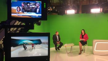Peter Líška v RTVS o Černobyľskej havárii