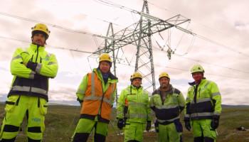 Úspech VUJE za polárnym kruhom: Výstavba prenosového vedenia v Nórsku je ukončená (video)